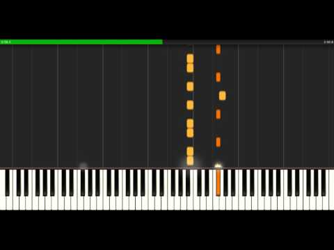 Michael Myers  Halloween Theme Song Piano Tutorial Synthesia