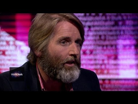 Is fear forcing journalists to retreat from the frontline? Anthony Loyd - BBC HARDtalk