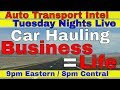 Car Hauler Business = Life | Auto Shipping Company Trucking Owner Talk