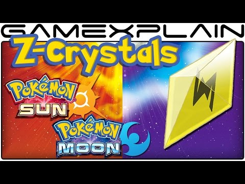 All Z-Crystal Locations in Pokémon Sun & Moon (Guide & Walkthrough)