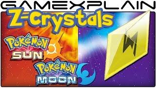 All Z-Crystal Locations in Pokémon Sun & Moon (Guide & Walkthrough)