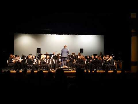 Bad Axe High School Concert Band  Spring Concert 2018