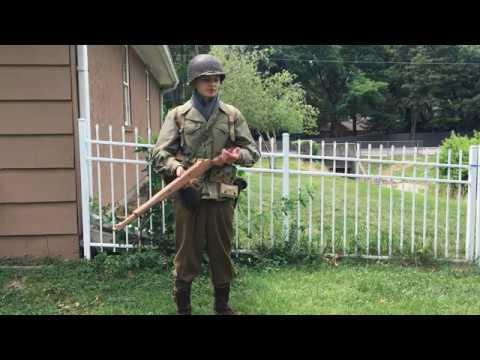 WW2 Late War US Army Impression