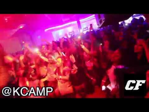 KCamp Live At Club Elan In Savannah,Ga (Shot By @HipHopStandard)