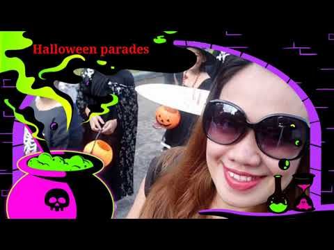 Halloween party | Our Lady of Fatima Academy | Halloween Costumes Parades