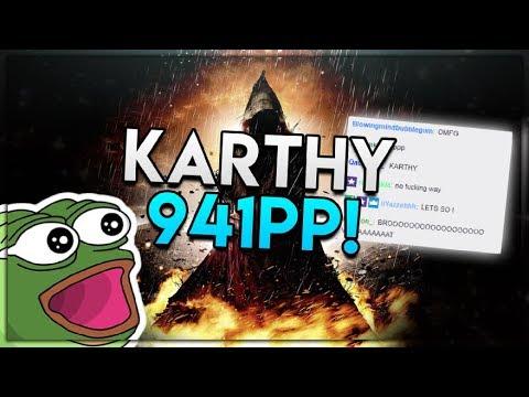 osu! | Karthy 🇬🇧 | GYZE - HONESTY [DISHONEST] +HDHR 99.76% FC #1 | 941pp | NEW STD PP RECORD!