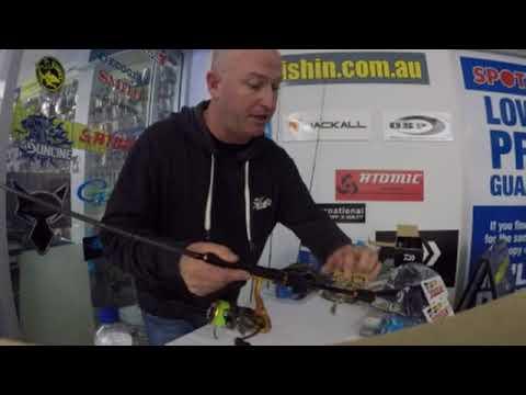 Www.fishin.com.au - Bream Talk Night With Mark Crompton