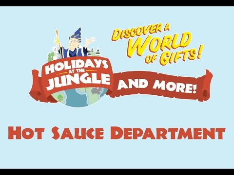 Jungle Jim's Holiday Hot Sauce Recommendations