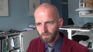 Dansk Journalist Forbund Forband Lars Werge Telif Hakkı:Ünsal Turan)