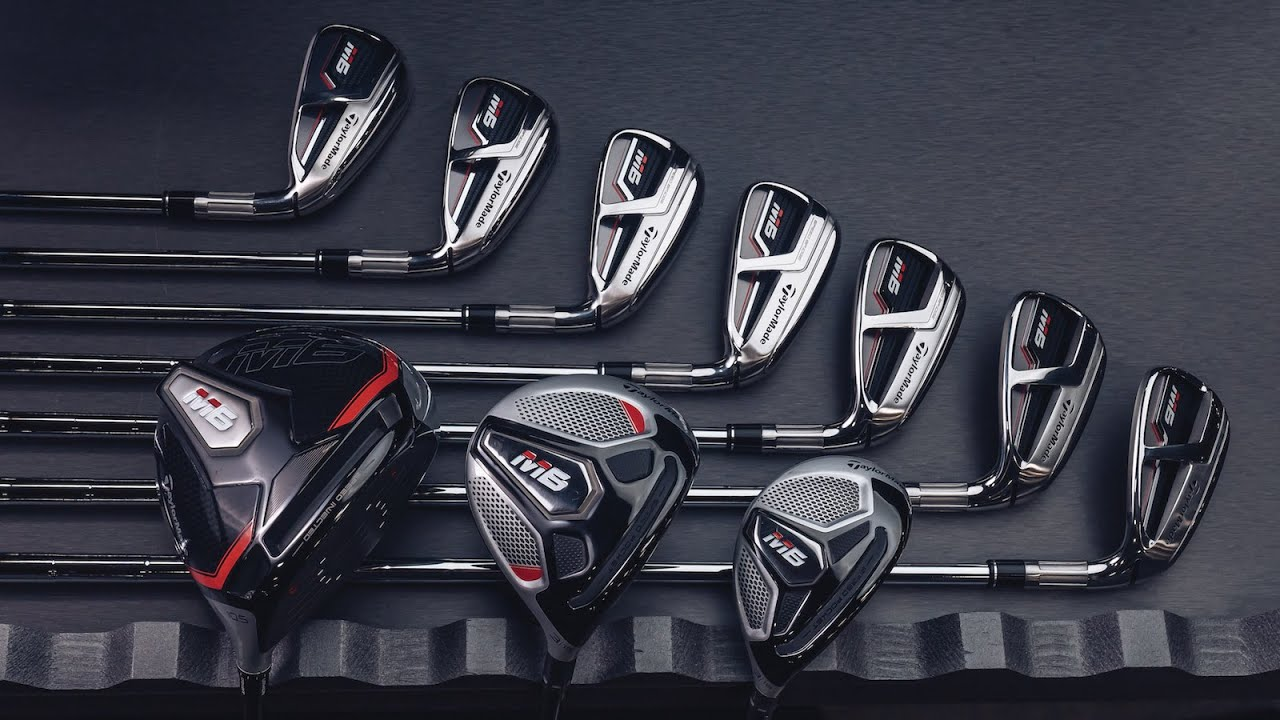 TaylorMade's M5-M6 Products Push the Legal Limits - YouTube