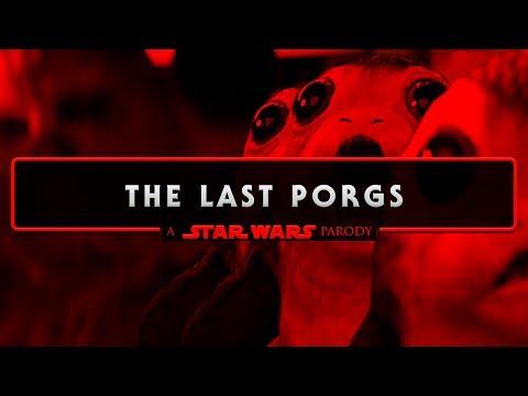 The Last Porgs | A STAR WARS PARODY