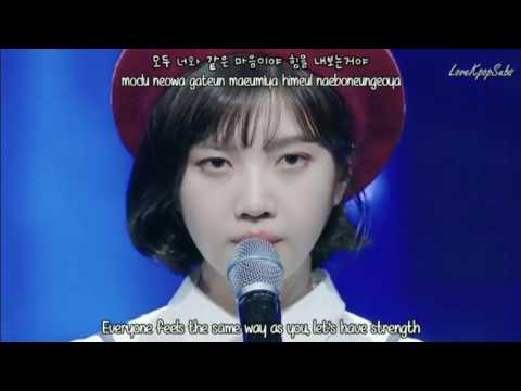 [Karaoke Instrumental w/ Backup Vocals] Joy Red Velvet - Your Days [Eng+Rom+Han]