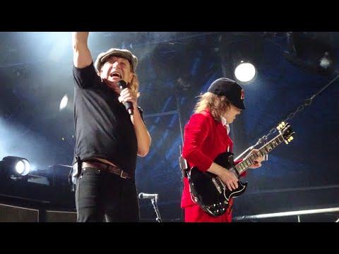 AC/DC PLAY BALL Live, CHICAGO, September 15, 2015