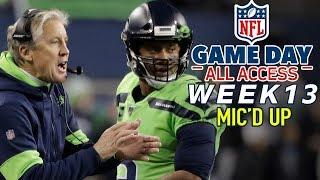 NFL Week 13 Mic'd Up,