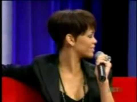 Rihanna Interview on 106 & park 2008