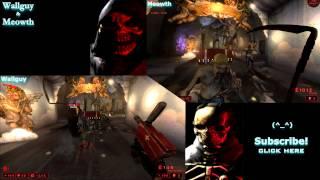Killing Floor: Wallguy & Meowth split screen! Stay (blood) thirsty my friends.
