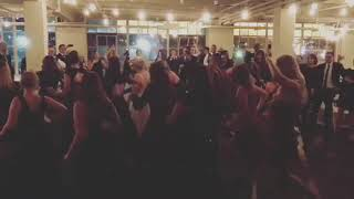 Amazing Dance Routine at Wedding | smARTspace at 78th St Studios Cleveland | NPi Entertainment