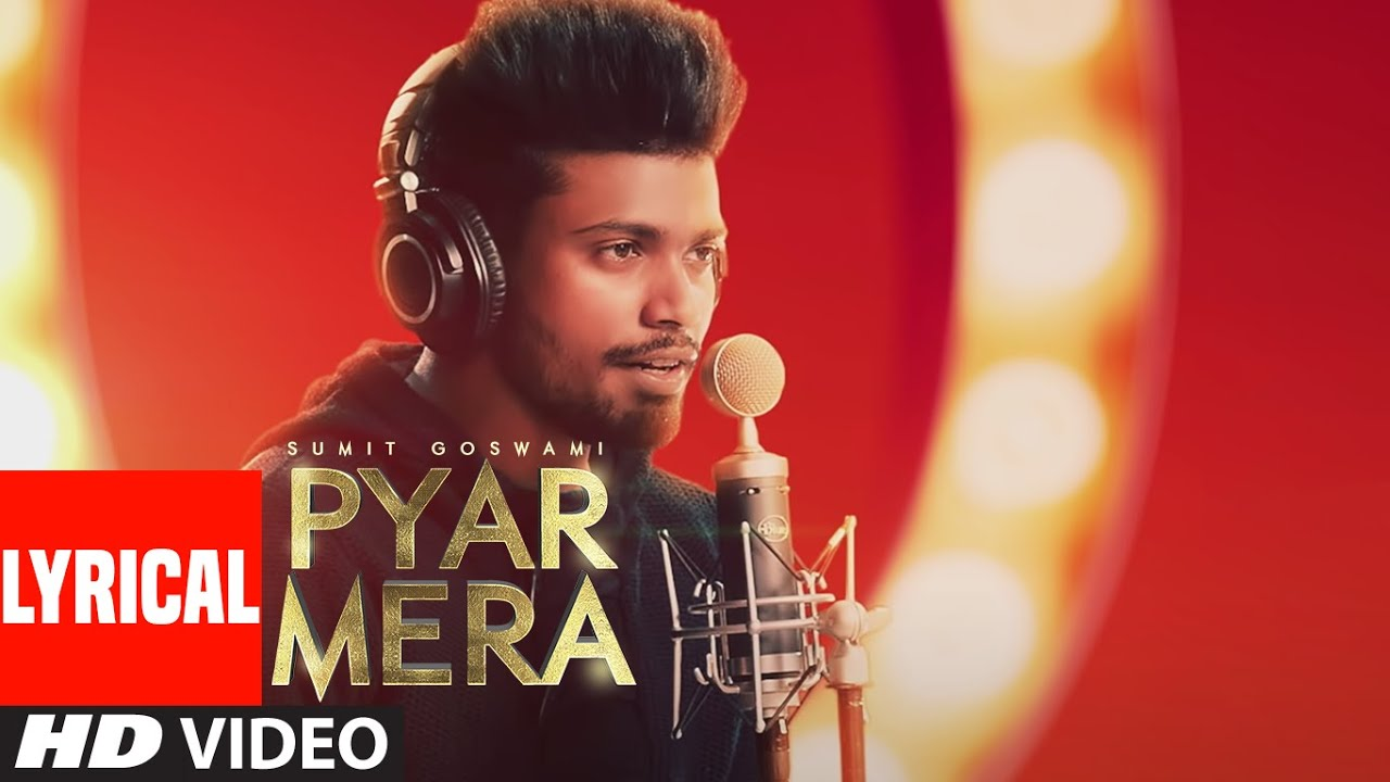 Pyar Mera (Lyrical) | Sumit Goswami | Sahil | Anishh | New Haryanvi Song 2021 | T-Series
