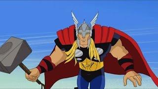 Мстители: Величайшие герои Земли - Побег. Часть вторая  - Сезон 1, Серия 2 | Marvel