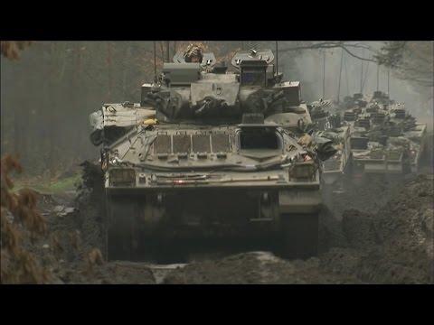 5 RIFLES To Lead UK's NATO Commitment In Estonia