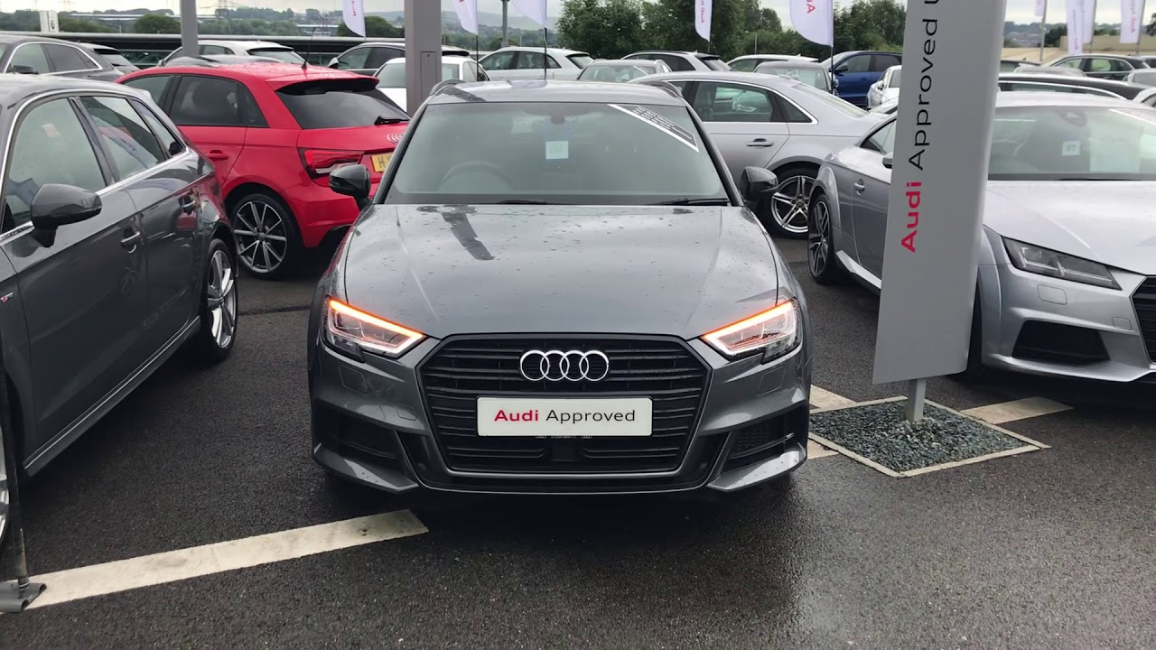 Blackburn Audi A11 Sportback Black Edition OU11 VYK | blackburn audi used cars