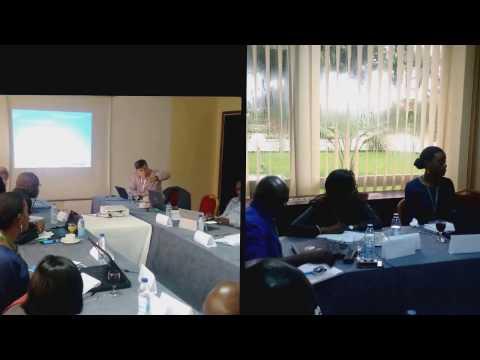 Séminaire Management - Marketing International (Douala, Cameroun - Avril 2017)
