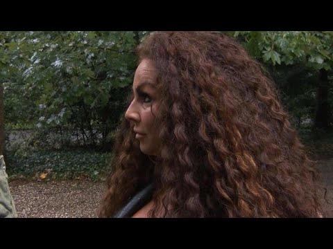 Michelle gaat keihard tegen de jury in  - DE SLECHTSTE CHAUFFEUR VAN NEDERLAND VIPS