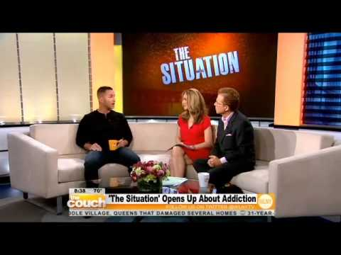 Mike 'The Situation' Sorrentino Opens Up About Battling Prescription Drug Addiction « CBS New York