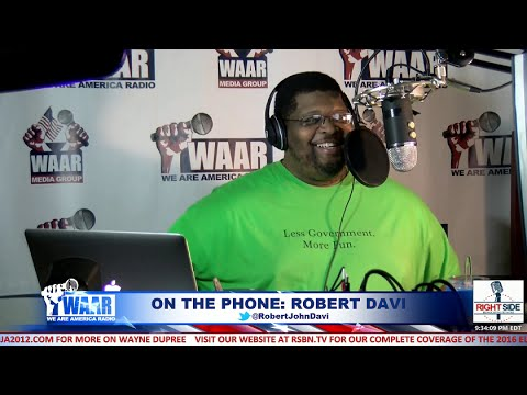 The Wayne Dupree Show - Tuesday, June 28, 2016 - Guest: Robert Davi (FULL SHOW)