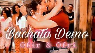 OFIR AND OFRI BACHATA DEMO [SEÑORITA- DJ TRONKY]