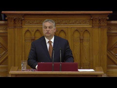 Orbán felszólalása, a frakciók válasza (Nemzeti Konzultáció) - Országgyűlés 2017.06.12.