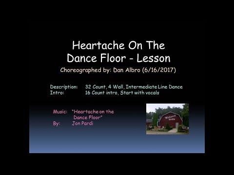 Heartache On The Dance Floor   Lesson