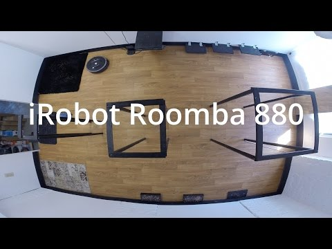 iRobot Roomba 880 Robot Vacuum Review