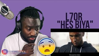 🇬🇧 UK REACTS TO L7OR - HES BIYA - (Official Music Video 2020) - الحر - حس بيا