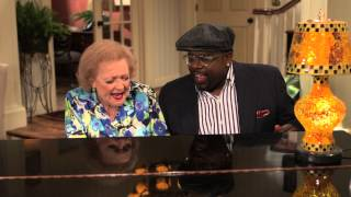Hot and Soul as Sung by Betty White and Cedric the Entertainer!
