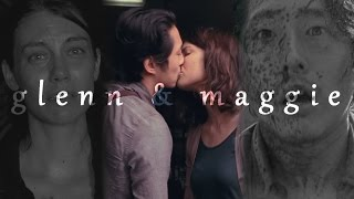 The Story of Glenn & Maggie [2x02-6x16]