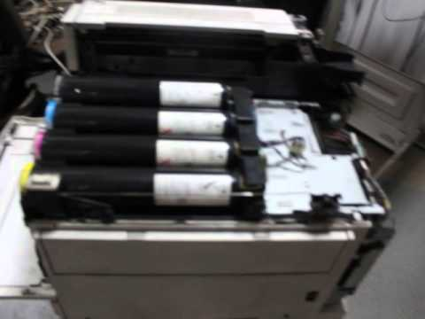 XEROX PRINTER DOCUCOLOR 1632 XP