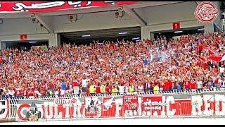 Fanatic Reds: Ambiance CRB Vs USMA [Ligue1 - 05J - 2016/2017]