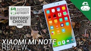 Xiaomi Mi Note Review!