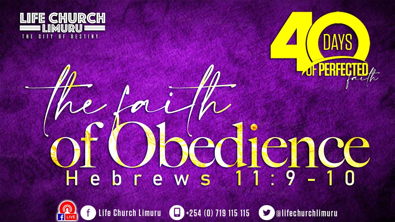 Download Perfected Faith - Day 10 - Faith of Obedience 2