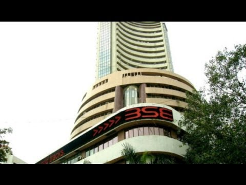Sensex ends at record closing high