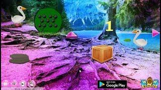 Duck Forest Escape walkthrough Wowescape.