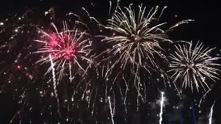 Фестиваль Круг Света 2018. Последний фейерверк осени! Ура! Потрясающе красиво!!!