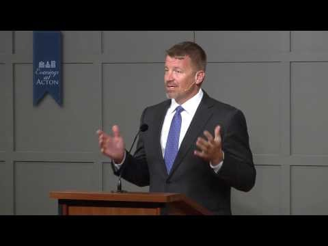 Civilian Warriors (Erik Prince - Evenings at Acton)