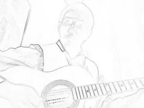 Guitare player