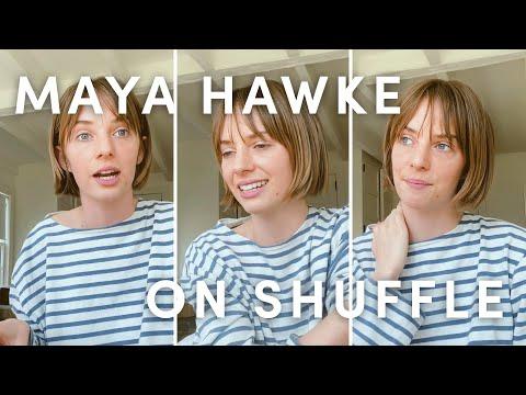 Maya Hawke Breaks Down Her Music Library   Nylon