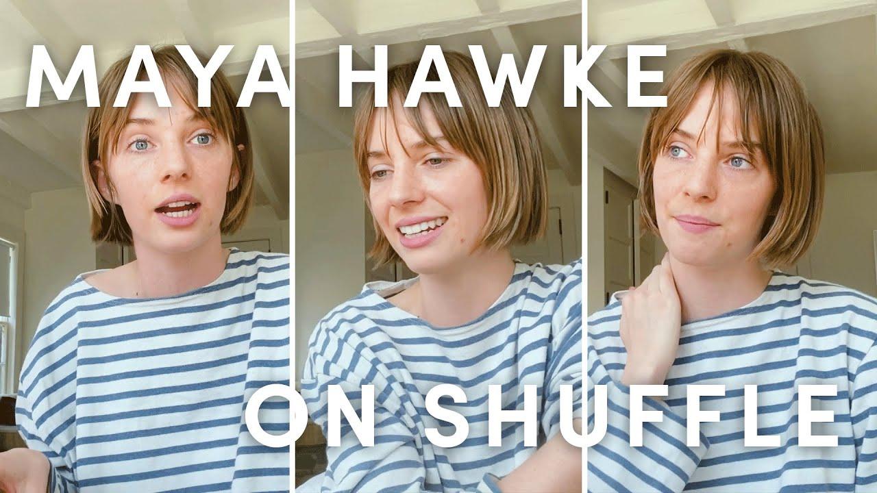 Maya Hawke Breaks Down Her Music Library | Nylon