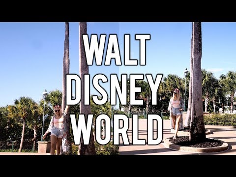 WALT DISNEY WORLD VLOG PART 2 EPCOT, TYPHOON LAGOON AND DISNEY SPRINGS