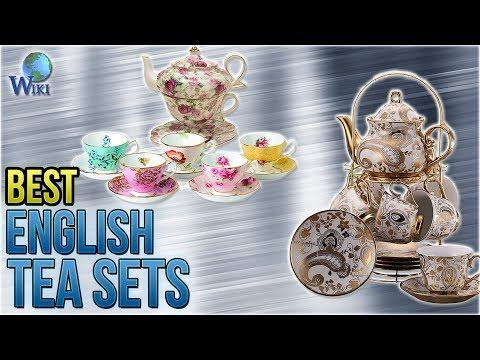 9 Best English Tea Sets 2018