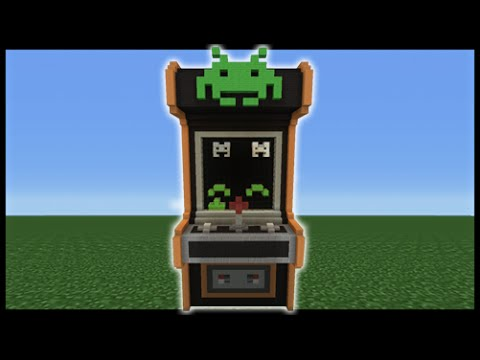 make an arcade machine